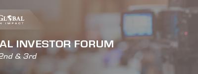 Virtual Investor Forum
